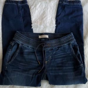 Guess Distressed Jogger Jean 24